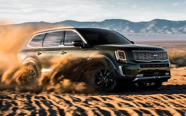 Kia мисли над високопродими SUV и пикап