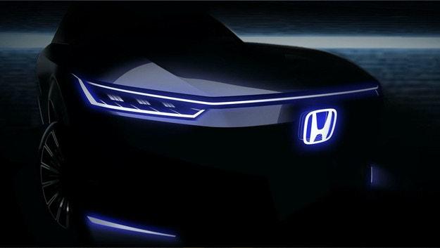 Honda представя електрически концепт в Пекин