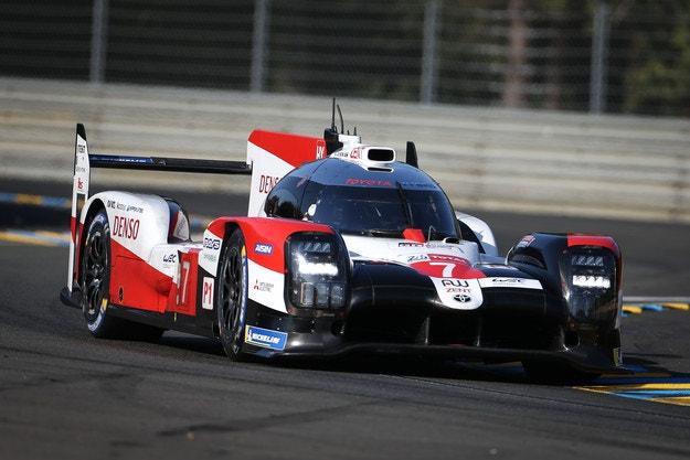 Toyota спечели четвърти пореден пол в Льо Ман