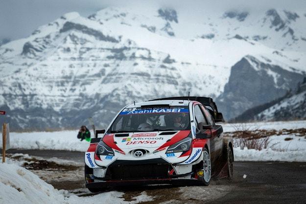 Toyota пое изцяло контрола върху програмата си във WRC