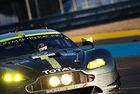 Aston Martin ще се състезава с класическото британско зелено