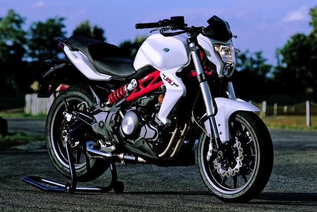 Мотоциклетите Benelli за пореден път на върха