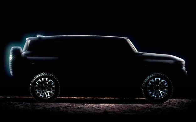 Има нови подробности за суперпикапа Hummer