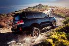 Toyota Land Cruiser ще получи спортна версия