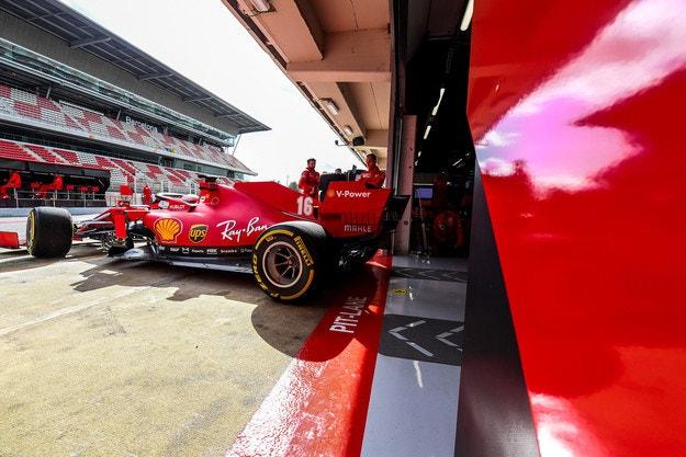 Ferrari ще промени задната част на SF1000