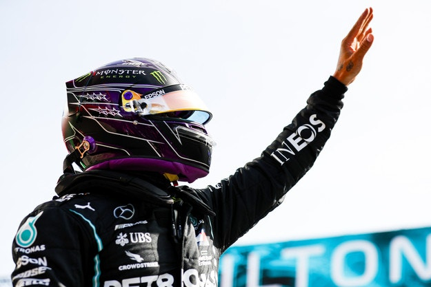 Хамилтън счупи рекорда на Шумахер