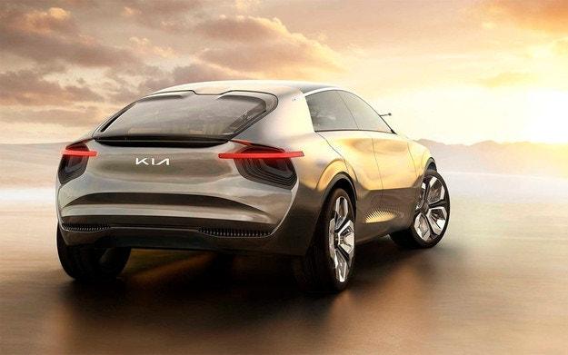 Kia променя логотипа си в началото на 2021
