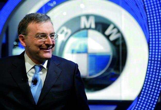 Кризата застигна и BMW