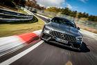 Mercedes-AMG GT с нов рекорд на Нюрбургринг