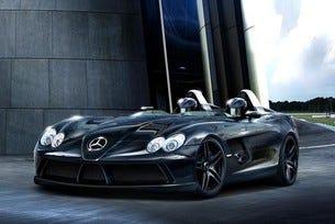 Mercedes-Benz SLR McLaren Speedster: Иде ли?