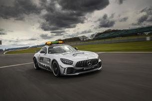 Aston Martin също ще има сейфти кар