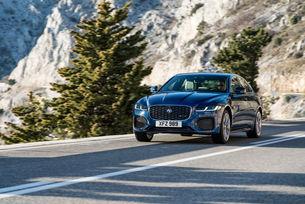 Новият Jaguar XF: Красив, луксозен, свързан