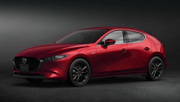 Mazda 3 получава повече мощност в Япония