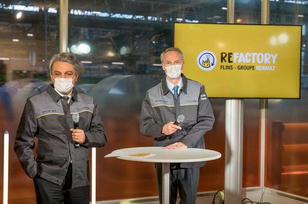 Renault няма да прави автомобили във Флинс
