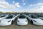 Кораб с 5 хил. автомобила Tesla дойде в Европа