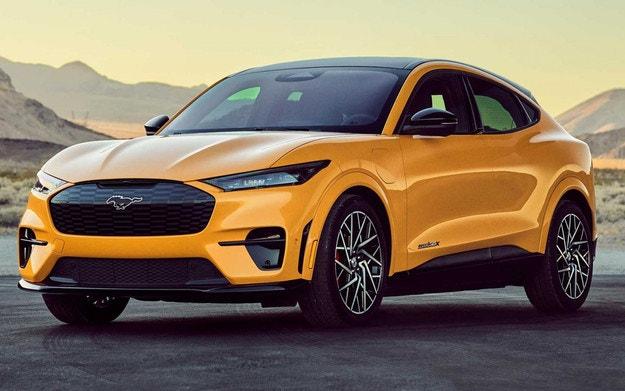 Дебютира най-бързият електрически кросоувър на Ford