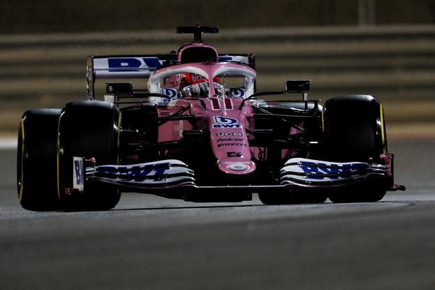 Перес се подигра с Mercedes