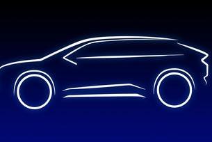 Toyota разкрива нов електрически кросоувър