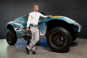 Матиас Екстрьом ще кара на рали Дакар