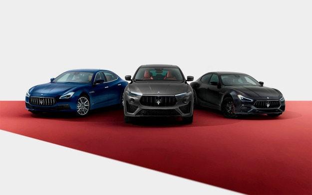 Maserati обнови три модела едновременно