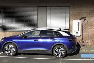 Volkswagen започна тестове на ново зарядно