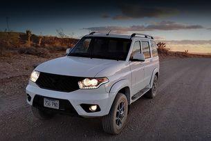 Руският УАЗ излиза на пазара в САЩ