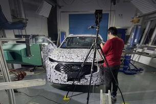 В Китай разработват крос-комби Ford Mondeo