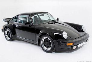 Събраха седемте поколения на Porsche 911 Turbo