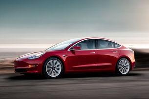 Tesla обнови най-достъпния си електромобил