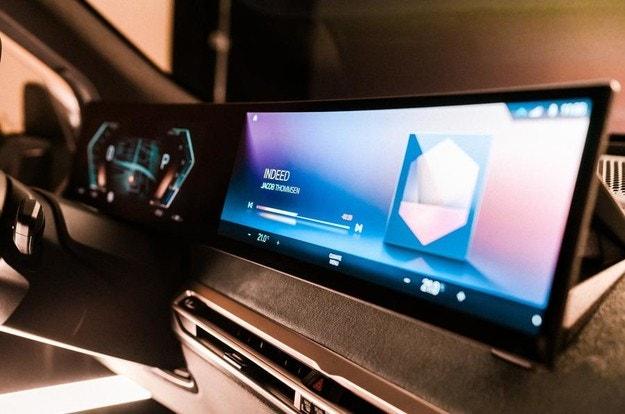 BMW ще покаже бъдещето на iDrive на CES 2021