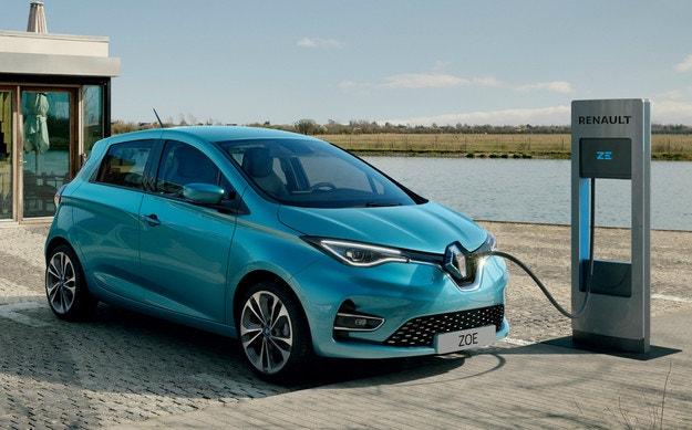 Renault е електромобилният лидер в Европа