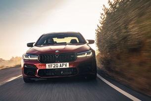 BMW M отчита рекордни доставки през 2020 г.