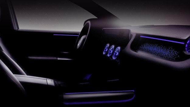 Известна е премиерата на Mercedes-Benz EQA