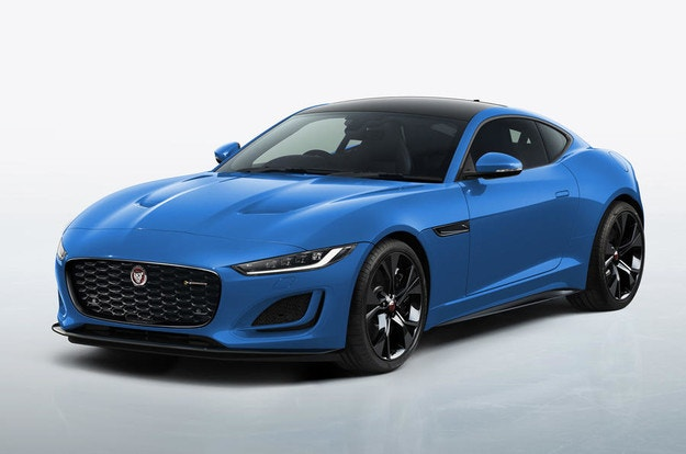 Jaguar посвети специален F-Type на победа през 50-те