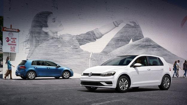 Америка се сбогува със седмия Volkswagen Golf