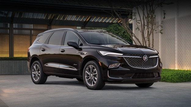 Buick Enclave е променен сериозно отвън