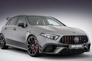 Brabus даде още мощ на Mercedes-AMG A 45 S