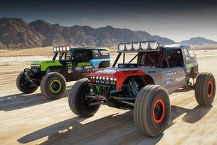Ford Bronco Ultra4 4400 изпревари новия модел