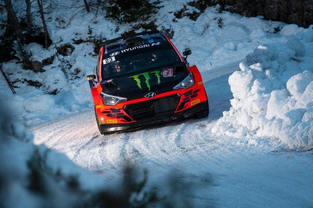 Солберг ще направи дебюта си с WRC автомобил