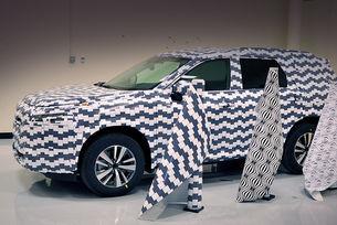 Nissan ракри особеностите на камуфлажа