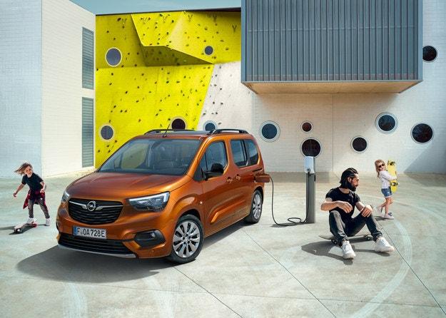 Новият Opel Combo-e Life става електрически