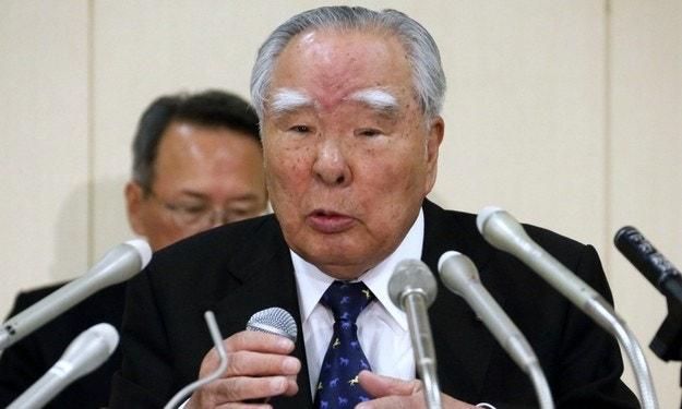 91-годишният шеф на Suzuki подава оставка