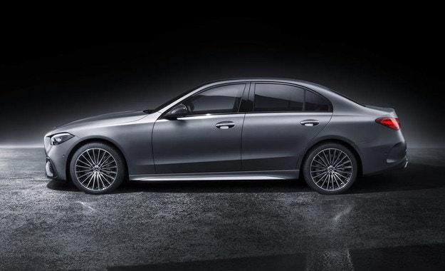 Mercedes-Benz: Електрическа C-класа след 2024