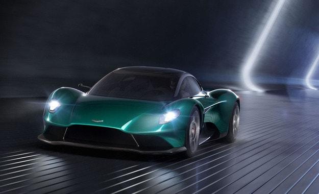 Aston Martin обяви бъдещите си планове