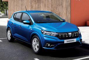 Рекорден интерес към новия Dacia Sandero