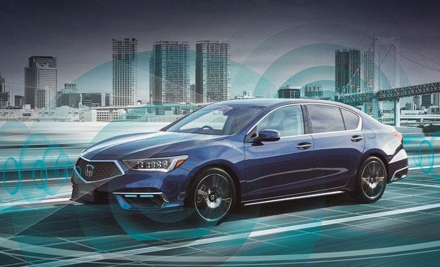Honda Sensing Elite позволява шофиране без ръце