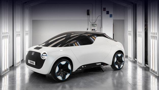 Honda създава консорциум за смяна на батерии