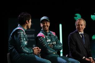 Фетел: Mercedes няма да пречи на Aston Martin