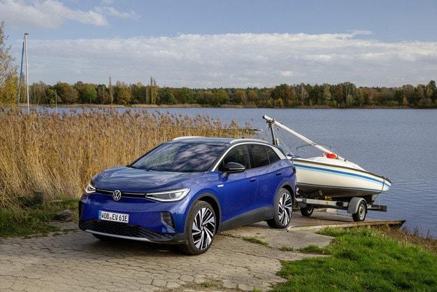 Volkswagen ID.4: Задвижване и ходова част