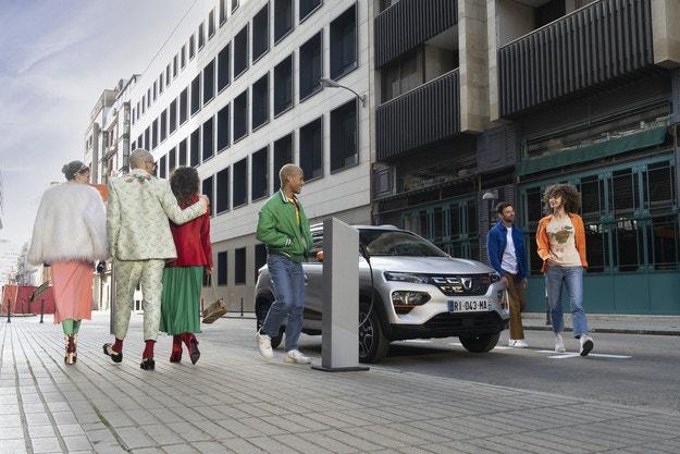 Новата Dacia Spring достъпна за всички
